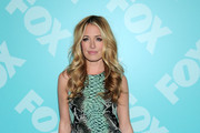 Cat Deeley Print Dress