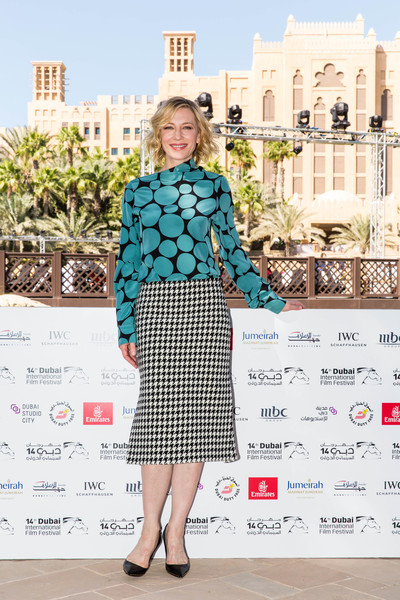 Cate Blanchett Pencil Skirt