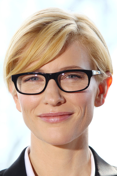 Cate Blanchett Short Side Part [eyewear,hair,face,glasses,hairstyle,eyebrow,blond,chin,forehead,head,cate blanchett,rooftop solar panels,switches,panels,media,part,vision,buildings,sydney theatre company,event]