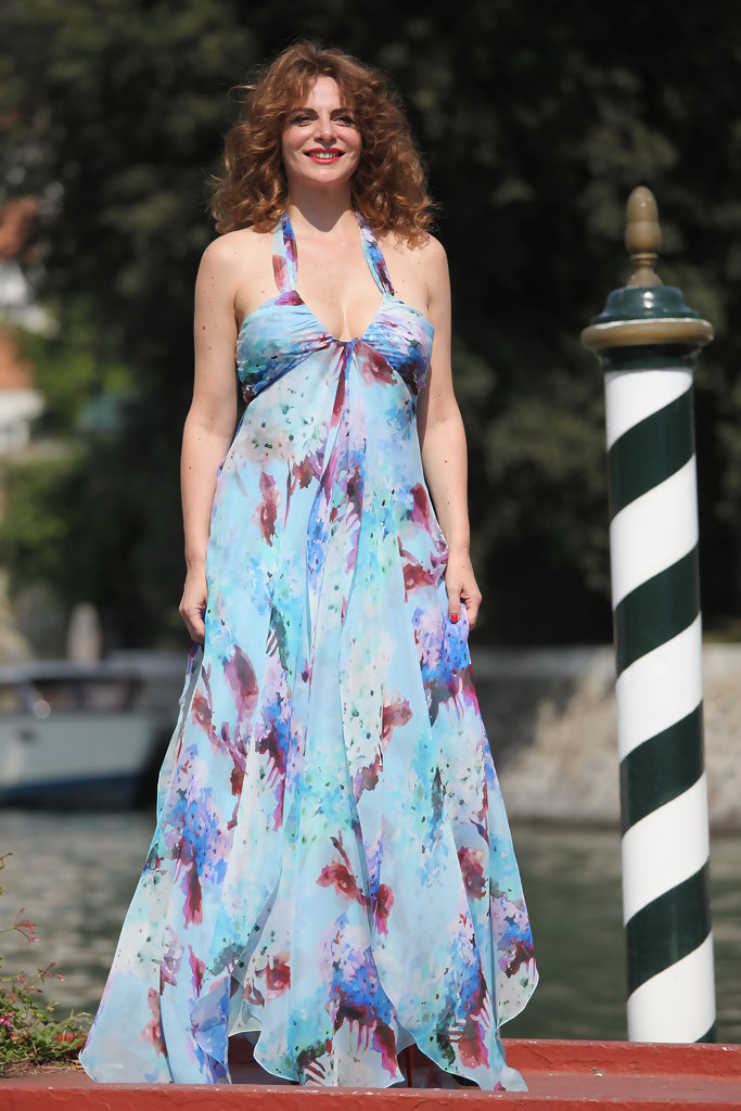 Caterina Varzi Halter Dress Caterina Varzi Looks
