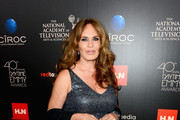 Catherine Bach Beaded Dress
