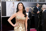 Catherine Zeta Jones Mermaid Gown