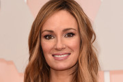 Catt Sadler Long Wavy Cut