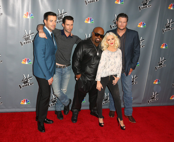 'The Voice' Season 5 Top 12 Event
