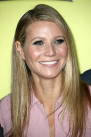 Gwyneth Paltrow showed off a super-sleek layered cut at the reopening of the Lacoste Rodeo Drive boutique.