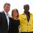 Kelly Clarkson and Seal