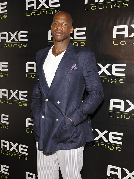More Pics of Al Harrington Blazer (1 of 2) - Al Harrington Lookbook - StyleBistro