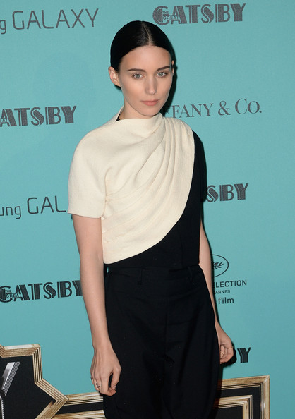 More Pics of Rooney Mara Jumpsuit (4 of 5) - Jumpsuit Lookbook - StyleBistro