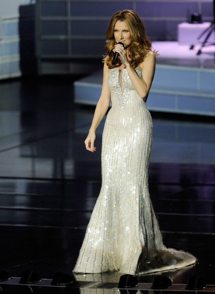 Celine Dion Clothes