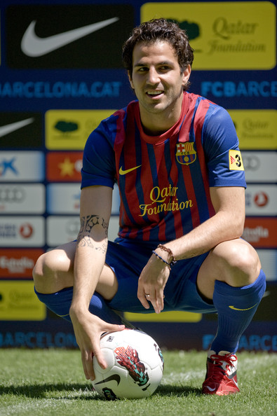 Cesc Fabregas Athletic Top