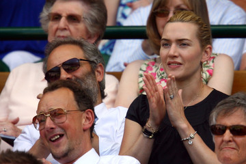 Kate Winslet Sam Mendes The Championship - Wimbledon 2009 Day Nine