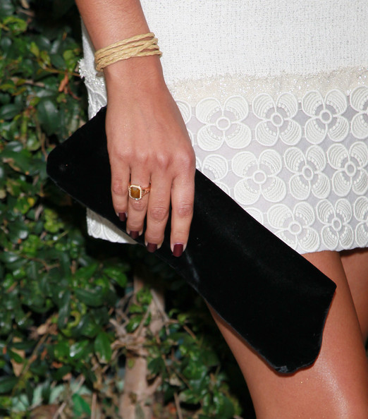 More Pics of Camila Alves Mini Dress (1 of 7) - Dresses & Skirts Lookbook - StyleBistro [clothing,fashion,little black dress,bracelet,joint,fashion accessory,street fashion,wrist,hand,dress,camila alves,ron kelly meyer,benefit dinner,ocean initiative,purse detail,home,malibu,california,chanel,the natural resources defense council]