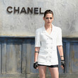 Kristen Stewart at Chanel Couture