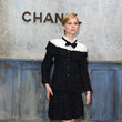 Clemence Poesy at Chanel Couture