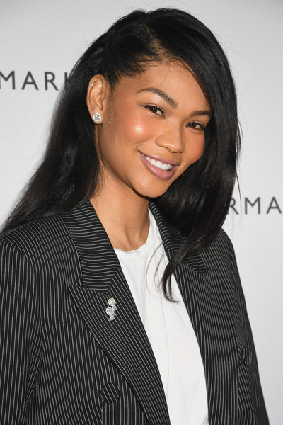 Chanel Iman Diamond Pin