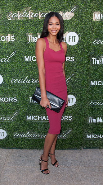 Chanel Iman Day Dress
