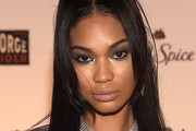 Chanel Iman Smoky Eyes