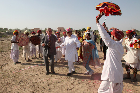More Pics of Prince Charles Men's Suit (1 of 33) - Prince Charles Lookbook - StyleBistro [tradition,ritual,event,ceremony,landscape,adaptation,camel,camelid,prince charles,gaj singh ii,camilla visit,c,india,marwar-jodhpur,prince of wales,organisation,tour,visit]
