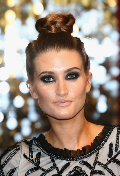 Charley Webb Braided Bun