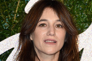 Charlotte Gainsbourg Long Wavy Cut