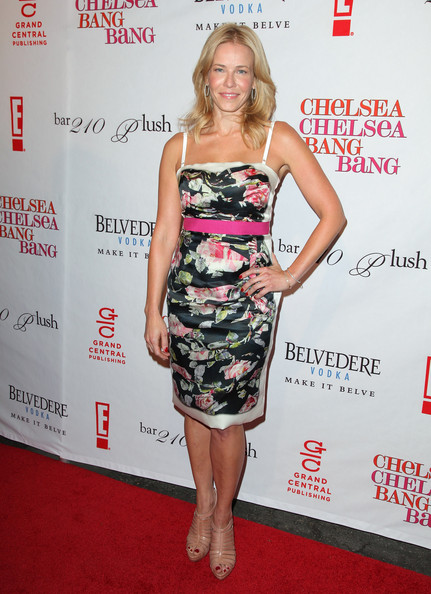Chelsea Handler Shoes