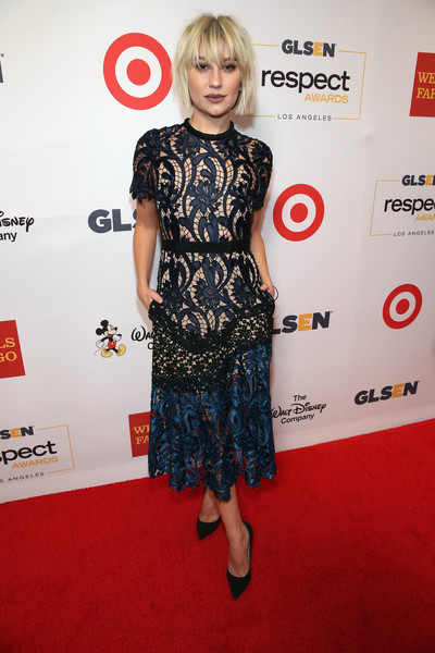Chelsea Kane Lace Dress