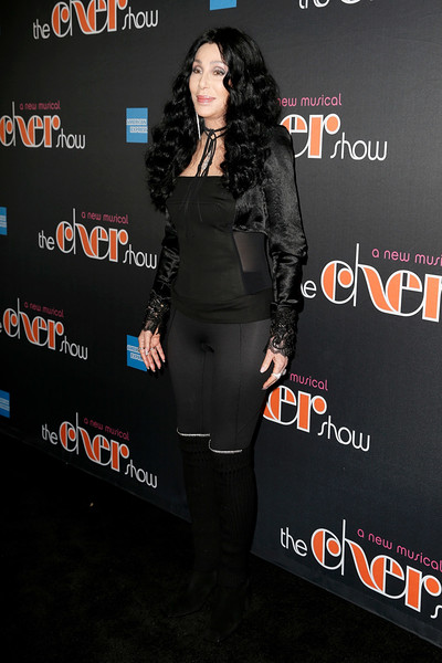 Cher Cropped Jacket [the cher show,musical,premiere,carpet,event,dress,flooring,cher,new york city,neil simon theatre,broadway]