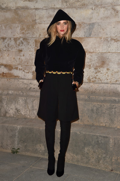 Chiara Ferragni Over the Knee Boots
