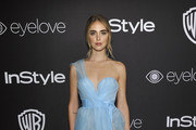 Chiara Ferragni One Shoulder Dress