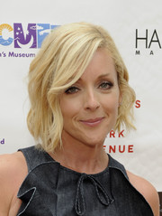 Jane Krakowski looked darling with her short wavy cut at the Children's Museum of the East End's Family Fair.