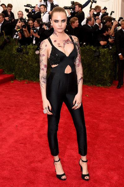 Stella McCartney at the 2015 Met Gala