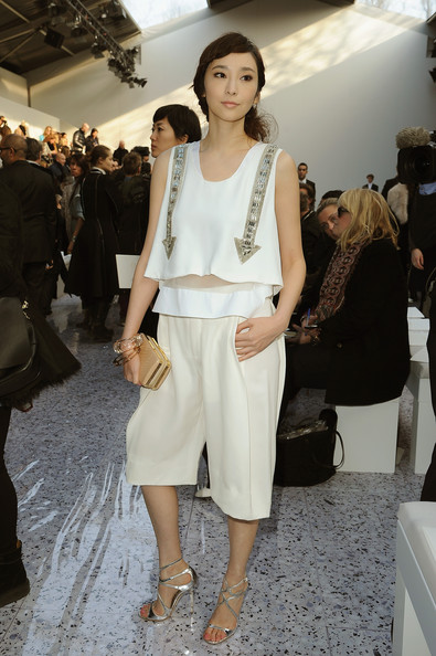 More Pics of Pace Wu Pei Ci Strappy Sandals (1 of 8) - Strappy Sandals Lookbook - StyleBistro