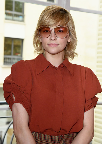 More Pics of Haley Bennett Wide Leg Pants (1 of 4) - Haley Bennett Lookbook - StyleBistro