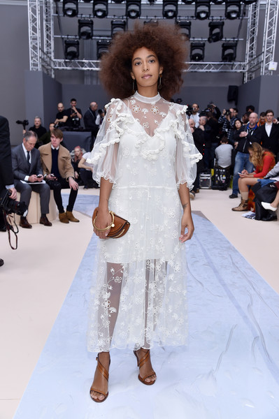 Solange Knowles at Chloe
