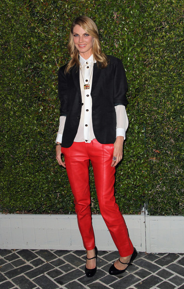 More Pics of Angela Lindvall Blazer (1 of 4) - Angela Lindvall Lookbook - StyleBistro