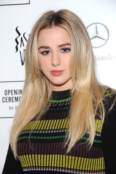 Chloe Lukasiak Long Straight Cut