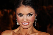 Chloe Sims Smoky Eyes