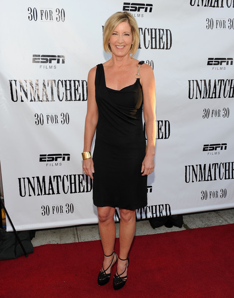 Chris Evert Cocktail Dress