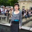 Sun Li at Christian Dior Couture