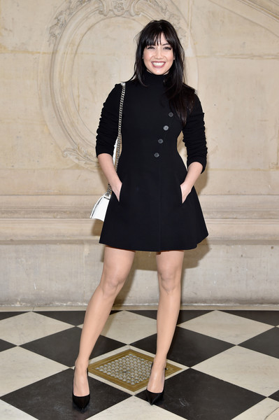 Daisy Lowe at Christian Dior
