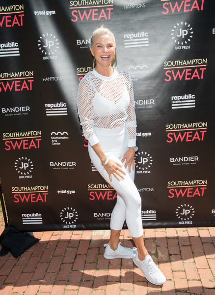 Christie Brinkley Leggings