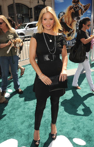 Christina Applegate Elastic Belt
