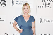 Christina Applegate Wrap Dress