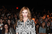 Christina Hendricks Envelope Clutch