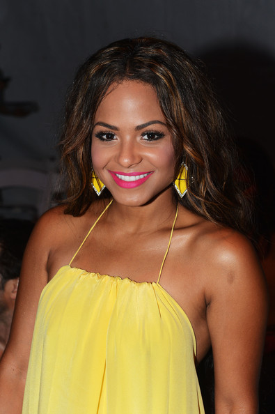 Christina Milian Beauty