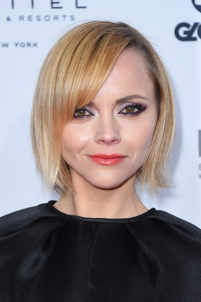 Christina Ricci B O B Short Hairstyles Lookbook