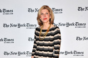 Christine Baranski Sweater Dress