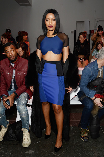 Keke Palmer at Chromat