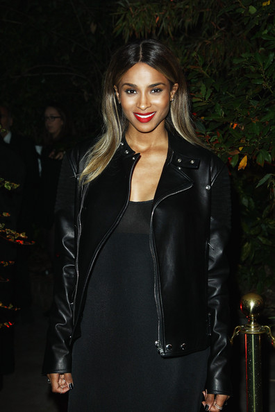 Ciara Leather Jacket