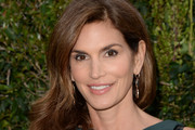 Cindy Crawford Long Wavy Cut